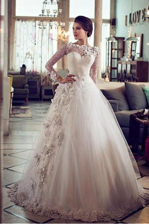 Robe de mariee princesse qui brille