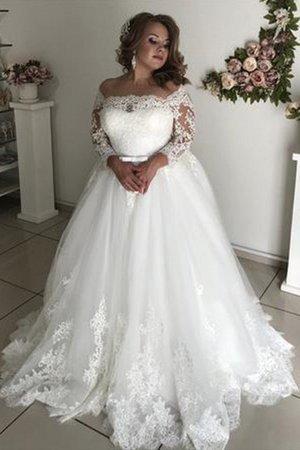 Damebox.com - robe de mariée grande taille